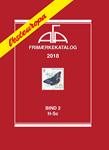 AFA Vesteuropa frimærkekatalog bind 2, 2018 (H-Sc)