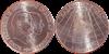 Grønlandsindsamlingen 1953 - 2 krone - Sølv