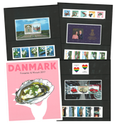 Danemark - Collection annuelle 2017 - Coll.Annuelle