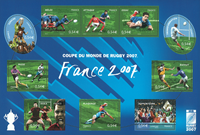 France - YT No. 110 - Mint Souvenir sheet