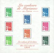 Frankrig - YT nr. 45 - Postfrisk miniark