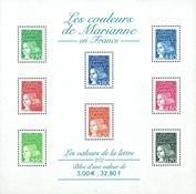 Frankrig - YT nr. 42 - Postfrisk miniark