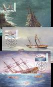 Australia - Shipwrecks - Set of Maxi Cards