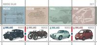 Norway - Cars - Mint souvenir sheet