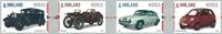 Norway - Cars - Mint set 4v