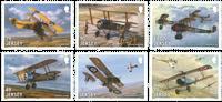 Jersey - Første verdenskrig - Postfrisk sæt 6v