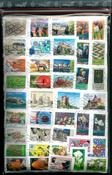 Frankrig - Kilovare - Billedmærker - 200 gr.