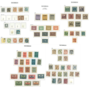 Austria until 1940 approx. - Collection