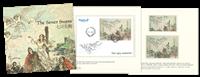 Færøerne - Eventyret om De syv Svaner - Flot souvenirmappe