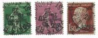 France 1929 - YT 253-55 - Cancelled