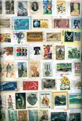 USA - Kilovare billedmærker - 500 gr.