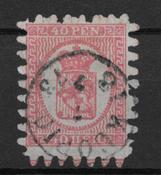Finland 1866 - AFA 9 C - Cancelled