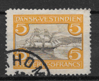Danish West Indies 1905 - AFA 32 - Cancelled