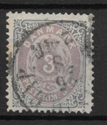 Dinamarca 1871 - AFA 17 - Usado