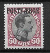 Denmark 1920 - PF AFA 3 - Mint
