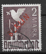 Berlín 1949 - AFA 34 - Usado