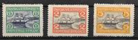Danish West Indies 1905 - AFA 30-32 - Unused