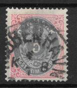 Denmark 1879 - AFA 24 - Cancelled