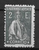 Portugal 1921 - AFA 257a - Unused