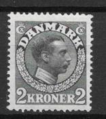 Denmark 1913 - AFA 76 - Unused