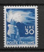 Italy 1945 - AFA 634 - Unused