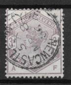England 1883 - AFA 76 - Cancelled