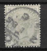 England 1883 - AFA 77 - Cancelled