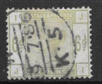 England 1883 - AFA 79 - Cancelled