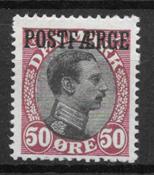 Denmark 1919 - PF AFA 3 - Unused