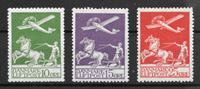 Denmark 1925 - AFA 144-146 - Mint