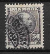 Denmark 1905 - AFA 50a - Cancelled