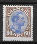 Denmark 1918 - AFA 107a - Unused