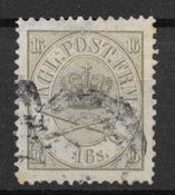 Denmark 1864 - AFA 15 - Cancelled