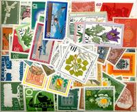 West Germany - Mint duplicate lot