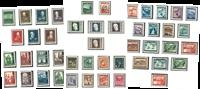Austria - Collection 1945-70