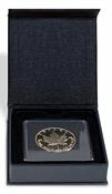 Møntetui - AIRBOX - Sort - 1 Quadrum kapsel - Vippefunktion