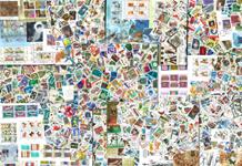 Bulgarien - 9 pakker med stemplede frimærker 1951 -2002 excl. 1980-84