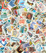 Europe - 300 different stamps