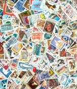 Europa - 300 forskellige frimærker