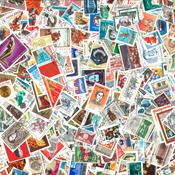 Europa - 1000 forskellige frimærker