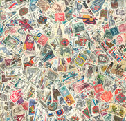 Czechoslovakia - 500 different stamps