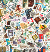 Poland - 500 different stamps