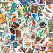 Bulgaria - 200 different stamps