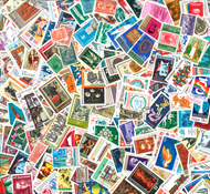 Bulgaria - 300 different stamps
