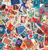 Soviet Union - 200 different stamps