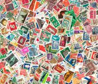 Tyskland - 1000 forskellige frimærker
