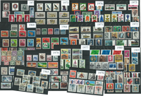 Berlijn - 1960-1990 postfrisse jaarsets