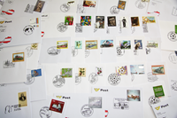 Austria - 200 diff. Euro first day covers