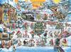 Danmark - Julemærkeark 2017 - Postfrisk selvklæbende ark