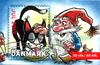 Danmark - Julemærkehæfte 2017 - Postfrisk hæfte med 30 mærker